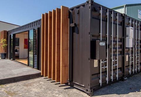 shipping container house miami shipping container building florida shipping container. Black Bedroom Furniture Sets. Home Design Ideas